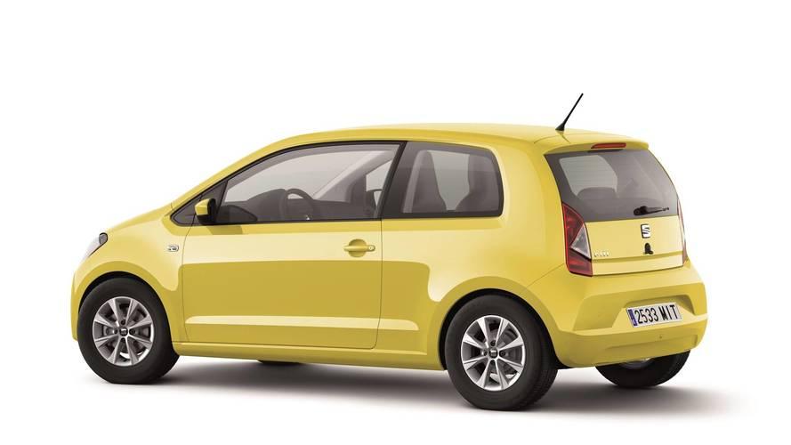 SEAT Mii: precios de la nueva gama 2018