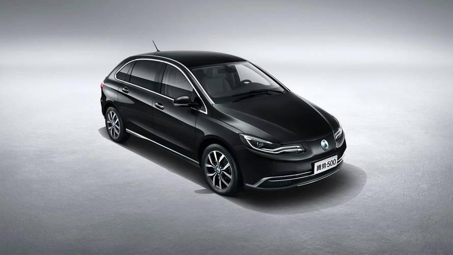 Une nouvelle Daimler électrique... pour la Chine !