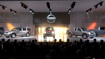 Nissan at 2005 NAIAS - full stage