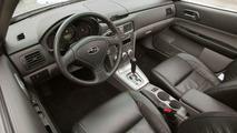 2006 Subaru Forester 2.5 XT Interior