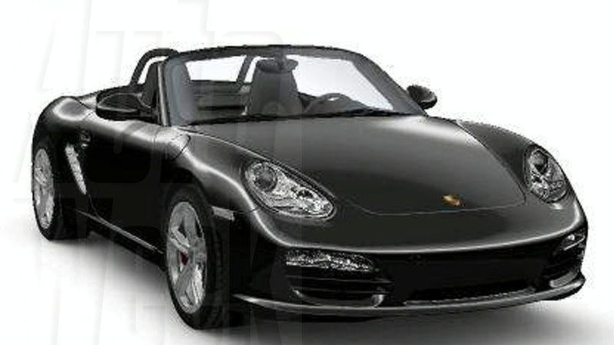 LEAKED?: Porsche Cayman and Boxster Facelift Images