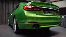 Alpina B7 - Java Green