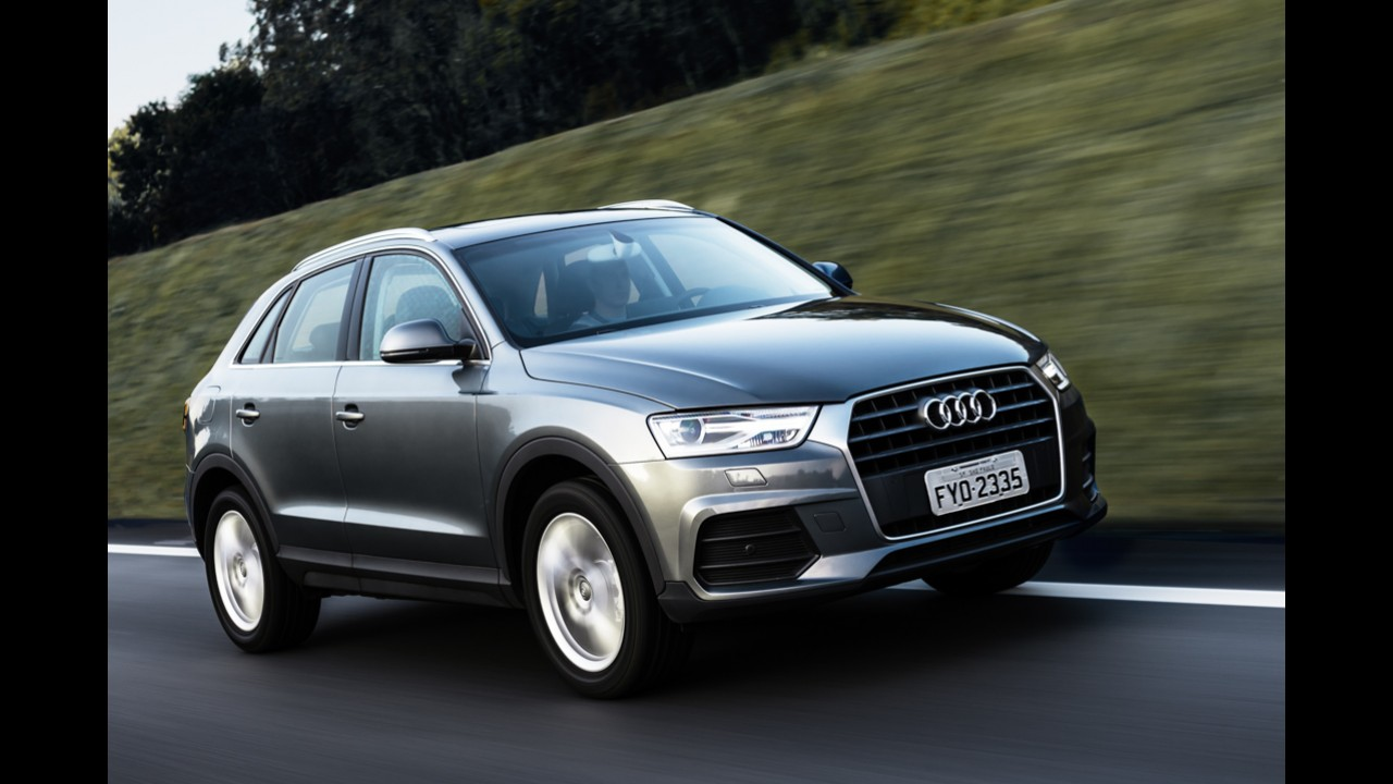 Projeção: nova geração do Audi Q3 será maior e mais tecnológica