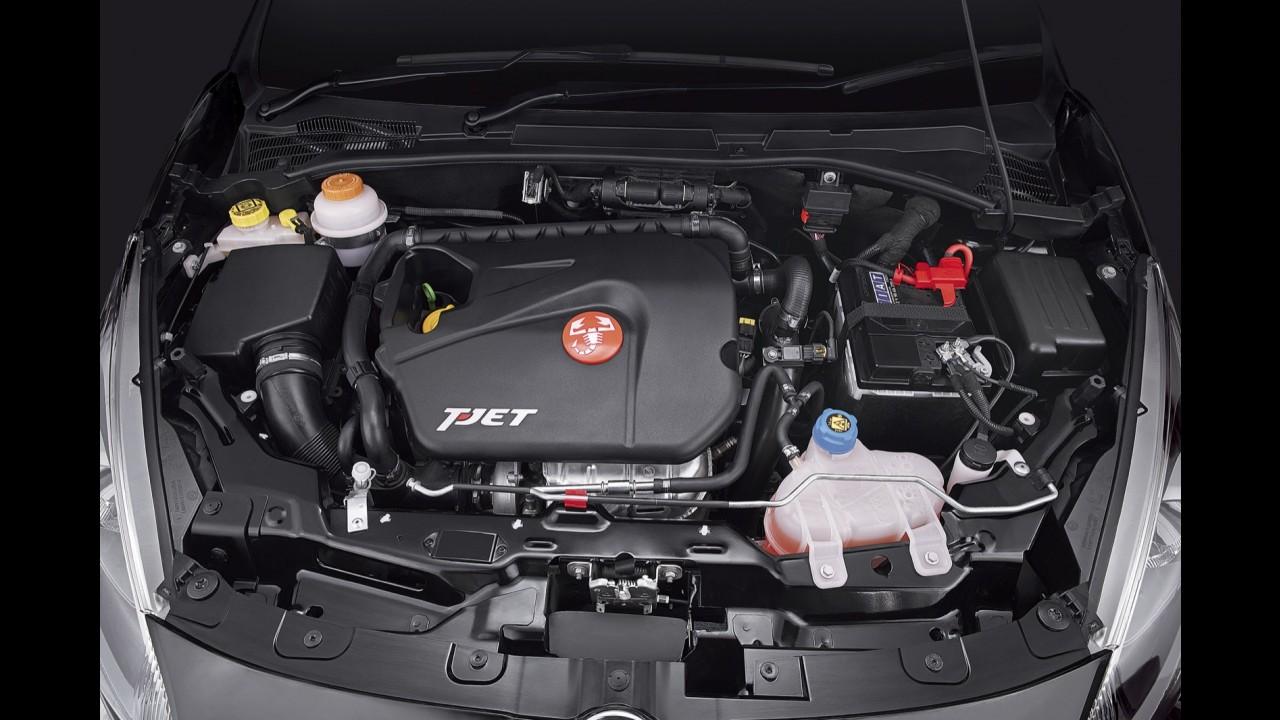 Abarth Punto começa a ser vendido na Índia com motor T-Jet de 145 cv