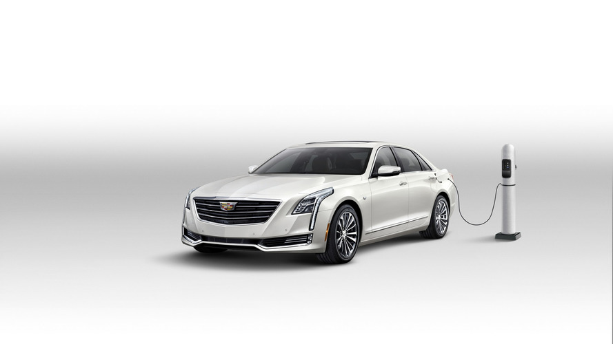 2017 Cadillac CT6 Plug-In Hybrid on sale next spring from $75,095