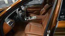 Alpina B7 Bi-Turbo Chestnut Brown