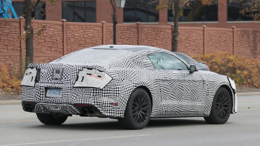 2018 Mustang GT dörtlü egzozlarıyla yeniden objektiflerde