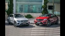 Na mira do Evoque: Mercedes avalia lançamento de inédito GLC conversível