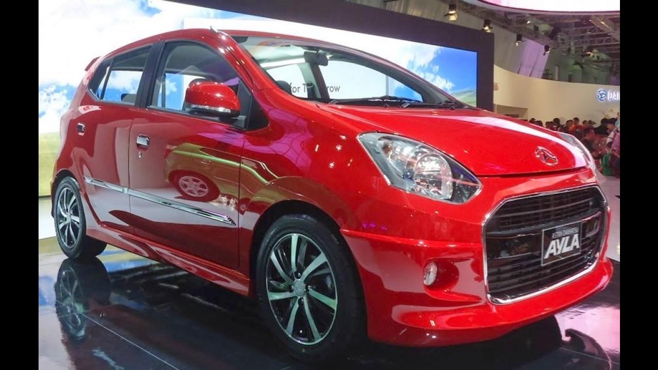 Novo Etios a caminho: Toyota e Daihatsu se unem para desenvolver compactos