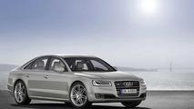 Audi A8 gris