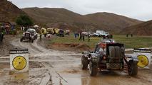 Etape annulée Dakar 2