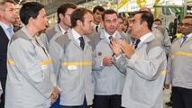 Usine Renault Sandouville