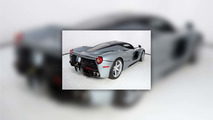 Titanium Ferrari LaFerrari for sale