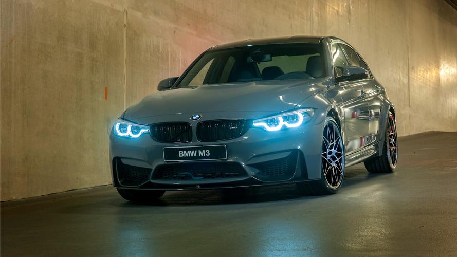 DIAPORAMA - Huit BMW M3 extrêmement rares