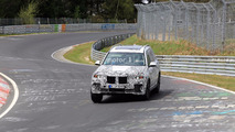 BMW X7 Spy Photos