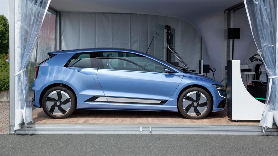 Jellegzetesebb külsőt és hatékonyabb motorokat kaphat a 2019-es VW Golf