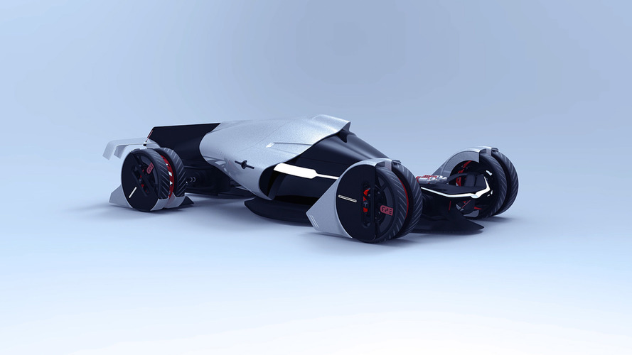 Tesla T1 Concept Imagines Le Mans 24 Hours Winner For 2030