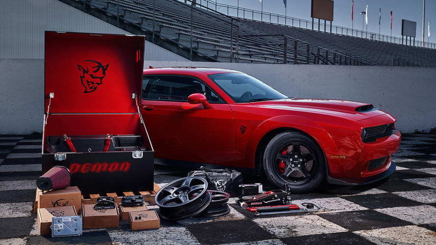 Brand New Dodge Demon Can Cost Up To $550,000
