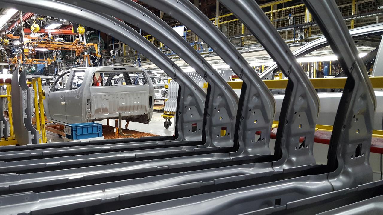 Chevrolet S10 e Trailblazer - 1 milhão de unidades