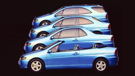 1995 Mercedes Vario Research Car: Concept We Forgot