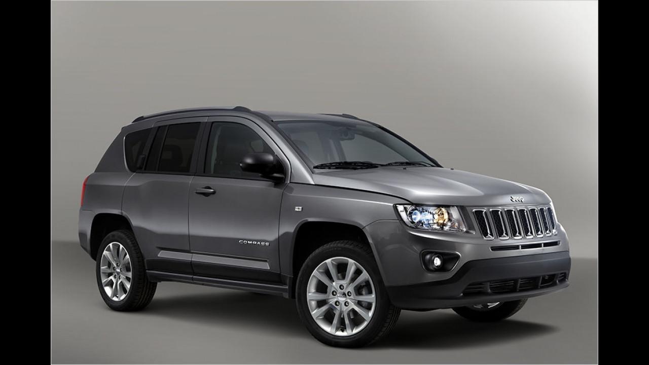 Jeep Patriot/Compass Nachfolger