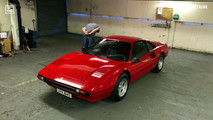 James May Ferrari 308 Walkaround