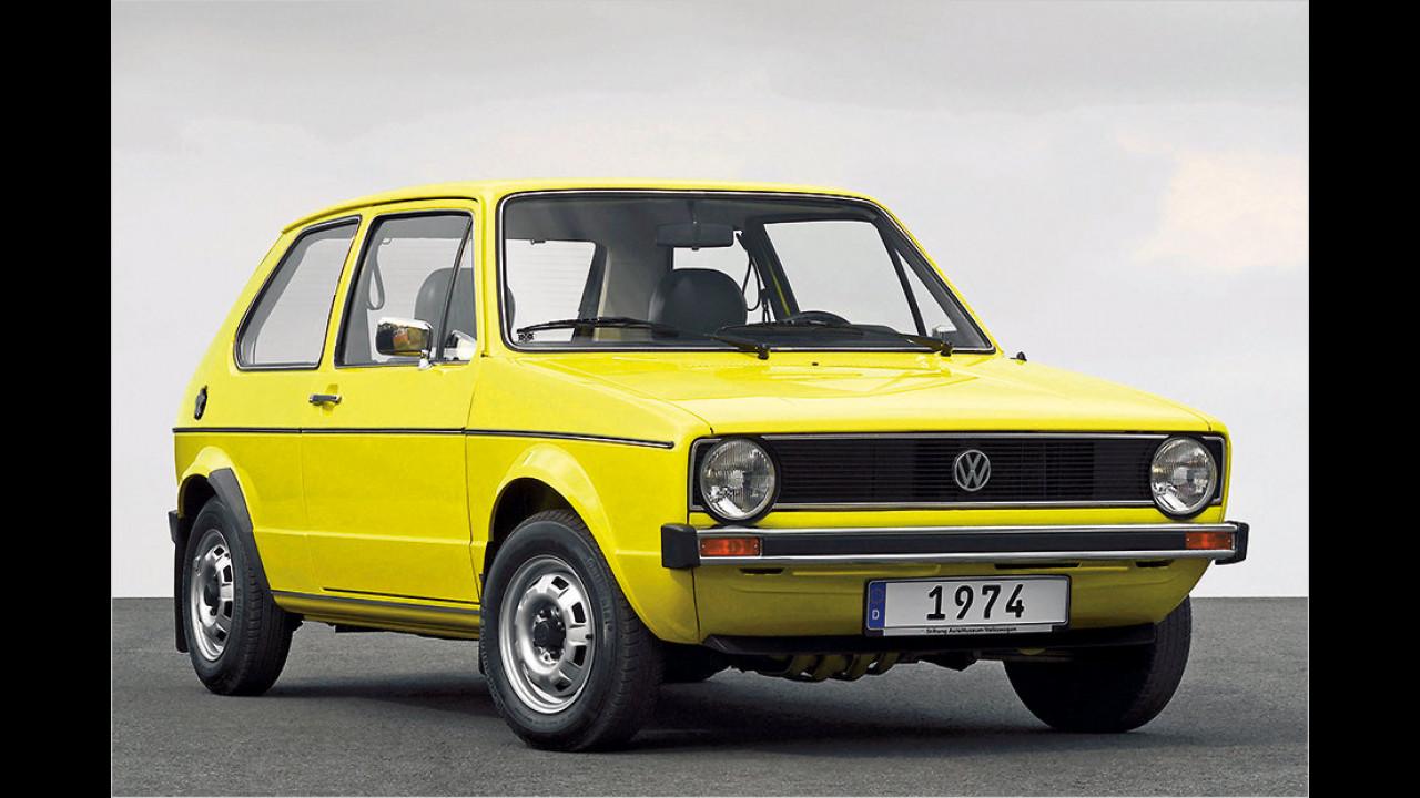 VW Golf (1974)