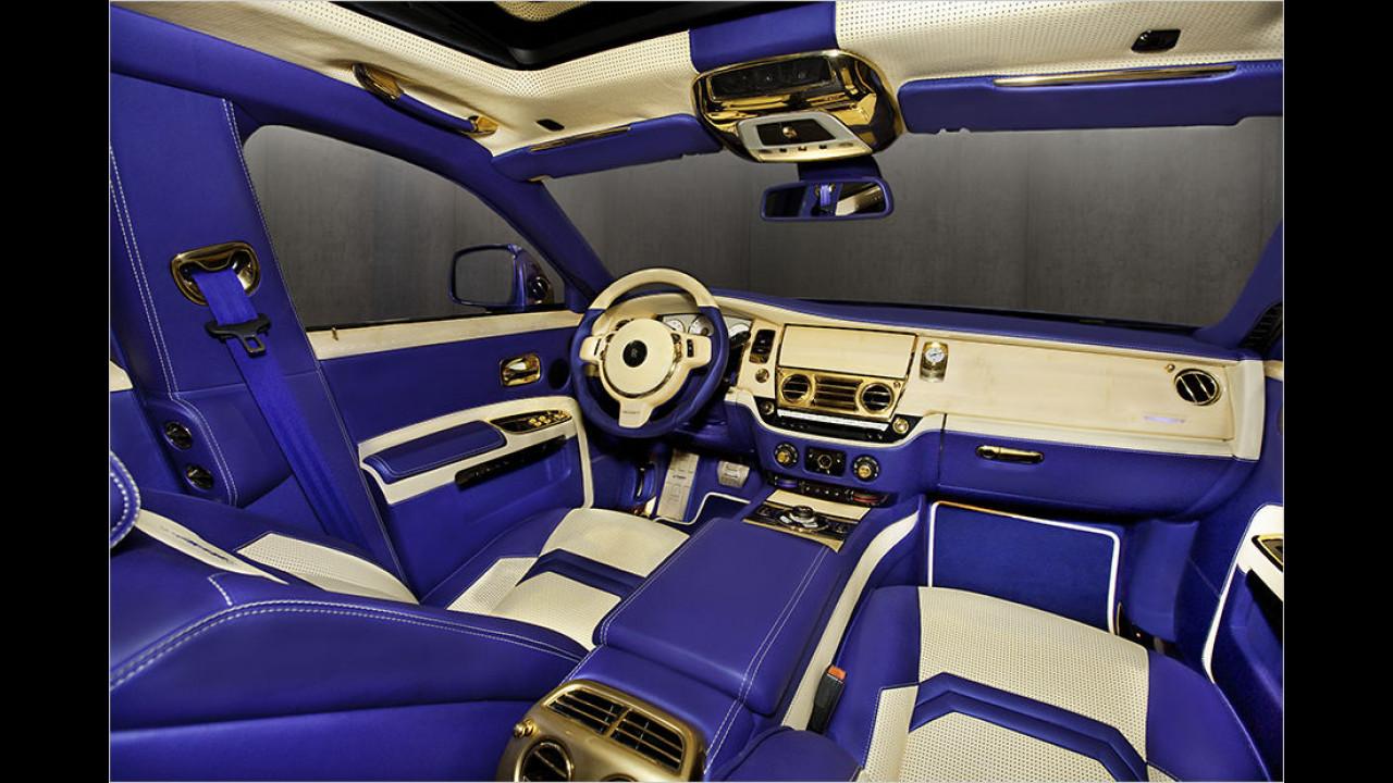 Mansory Rolls-Royce Ghost (2010)
