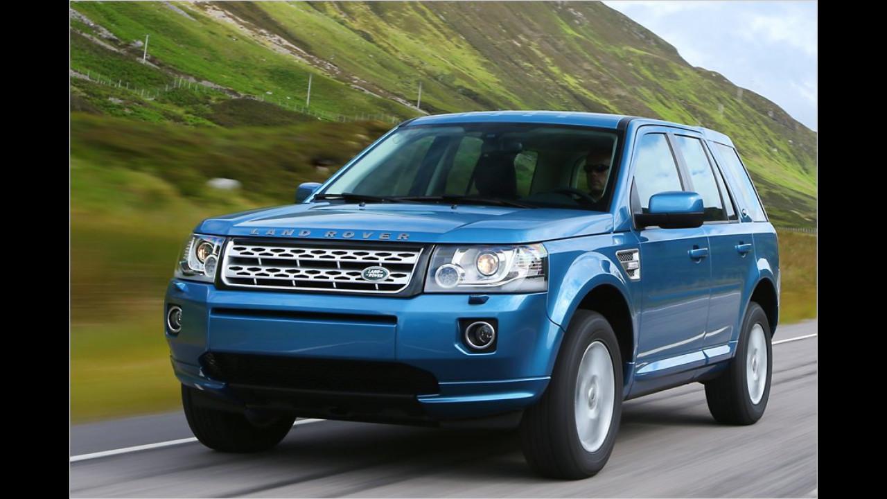 Land Rover Freelander (seit 2006)
