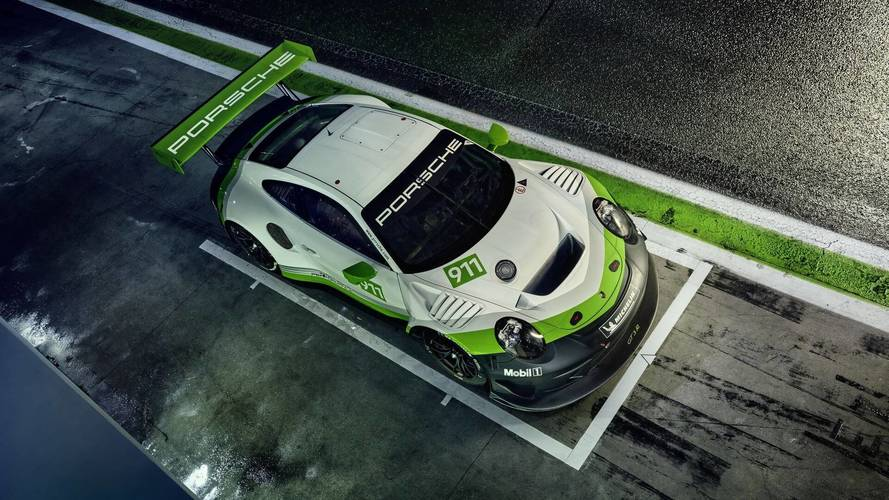 2019 Porsche 911 GT3 R Is A Hardcore Track-Only GT3 RS