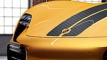 Porsche Taycan Exclusive tasarım yorumu