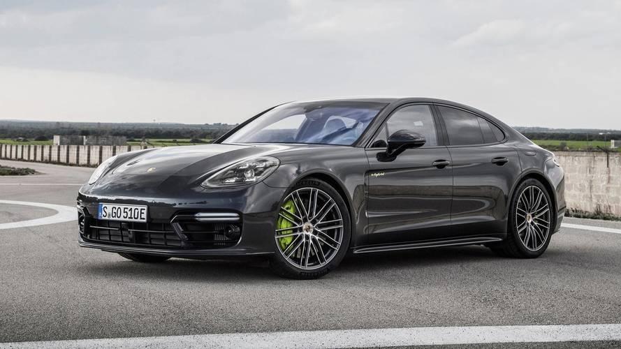 Porsche rappelle 715 Panamera aux États-unis