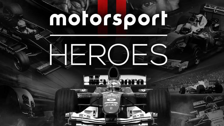 Motorsport Network  anuncia parceria com escritor e produtor executivo de