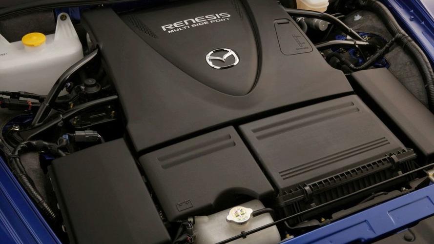 Mazda builds its last Renesis rotary engine