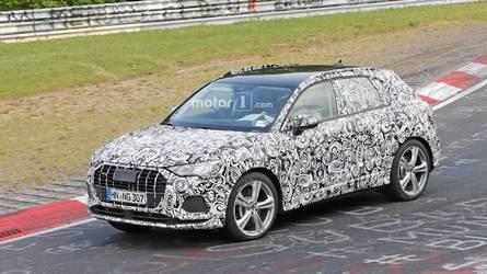 Audi prépare un nouveau RS Q3