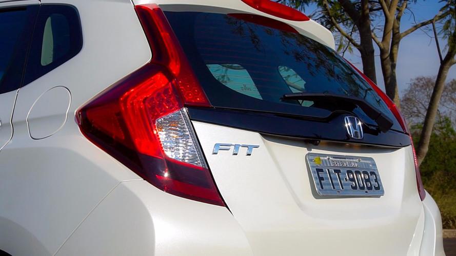 Honda Fit europeu é exposto — Salão de Frankfurt