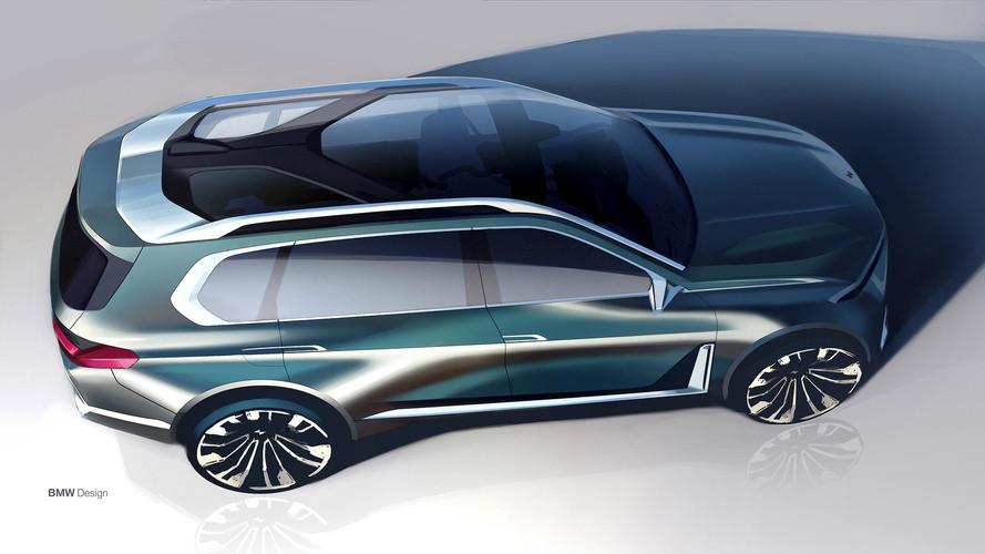BMW X8 2020: así será SUV más lujoso de BMW
