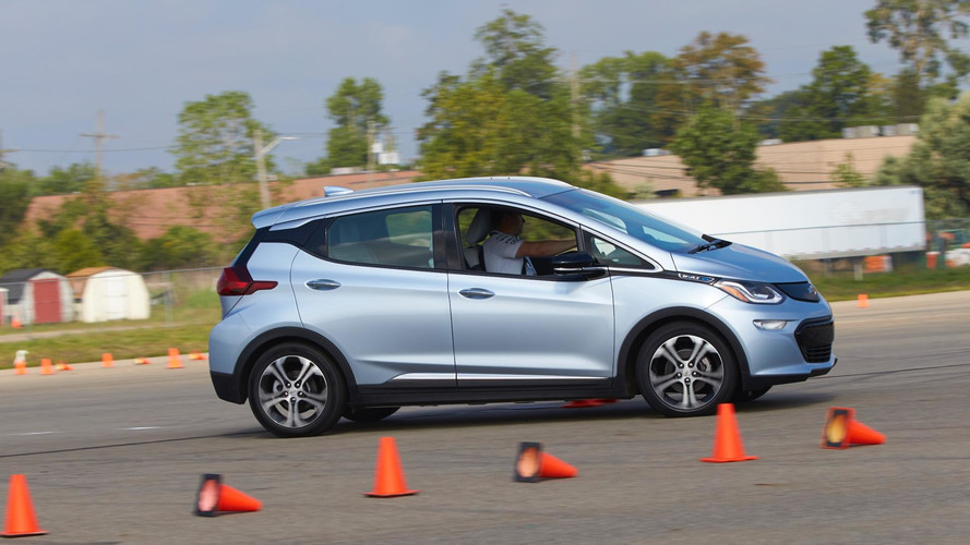 Is Chevy's Bolt The Next Autocross Star?