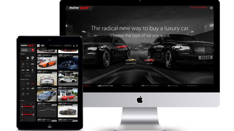 Motorsport Network'ten dijital otomobil alım platformu: MotorGT.com