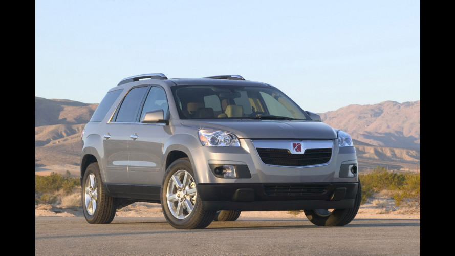 GM: ancora in produzione Saturn Outlook e Hummer H3