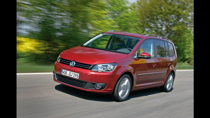 Nuova Volkswagen Touran: i prezzi