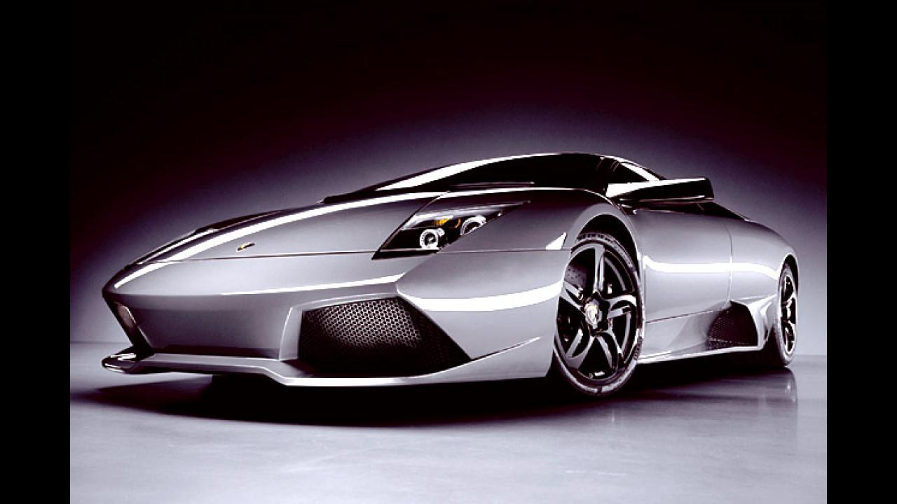 Lamborghini Murcielago LP 640: 3,4 sec