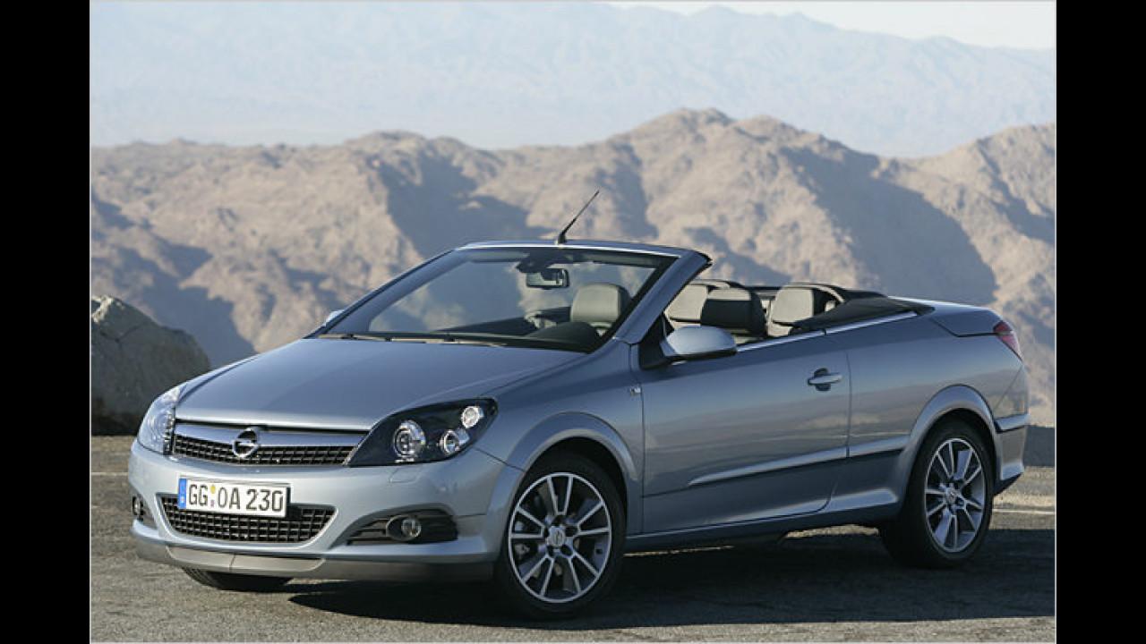 Opel Astra TwinTop 1.9 CDTI Edition RPF
