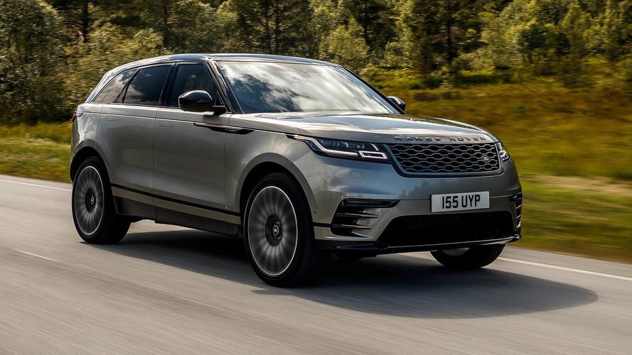 Land Rover pode lançar perua elétrica baseada no Velar