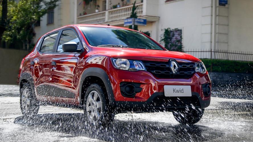 Os 10 carros mais baratos do Brasil