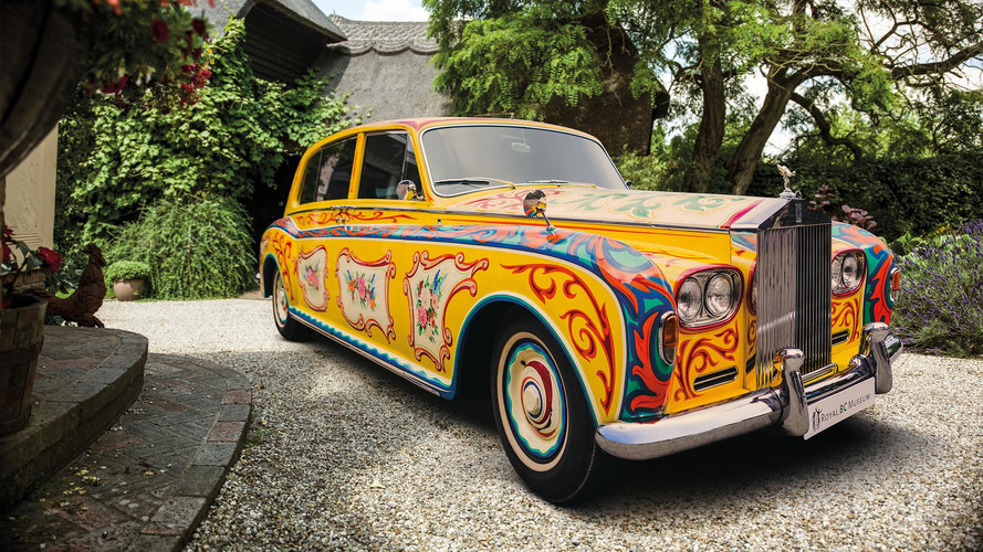 John Lennon's Famous Roller Is Returning To The UK