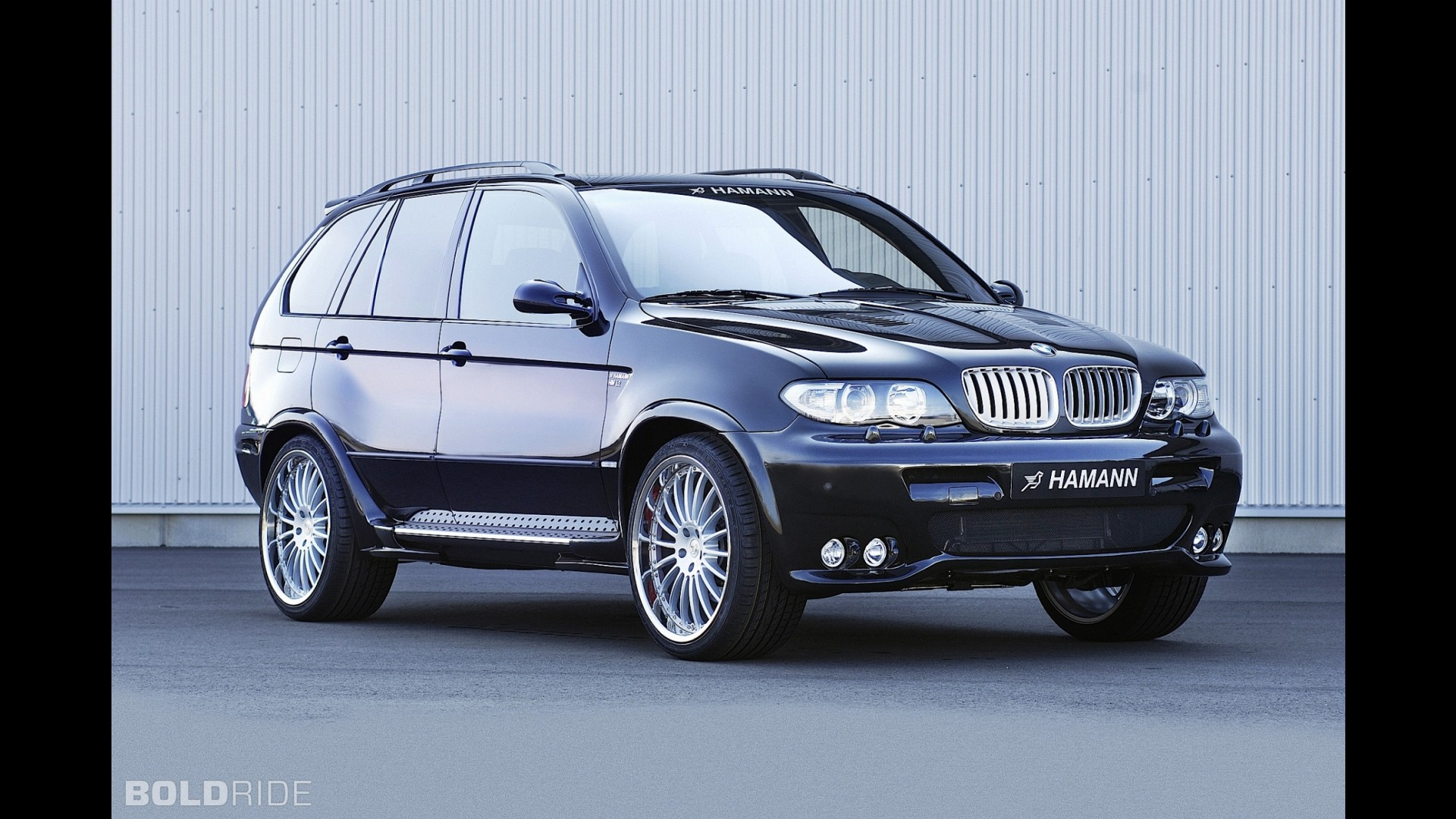 hamann bmw x5 e53. Black Bedroom Furniture Sets. Home Design Ideas
