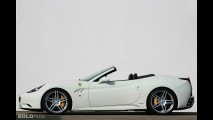 Novitec Rosso Ferrari California Supercharged