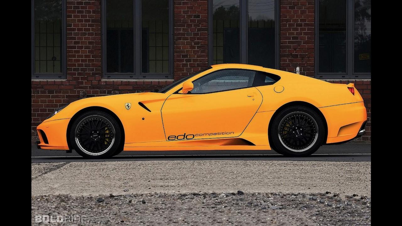 Edo Competition Ferrari 630 Scuderia