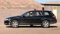 All new 2009 Subaru Forester Mule